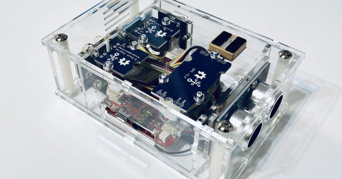 Grove IoT用ケース
